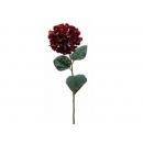 y02317-花材-金典花材-繡花球(紅)