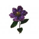 y02326-花材-金典花材-洋玉蘭(紫)