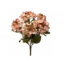 y02336-花材-金典花材-金邊繡球束(豆沙)
