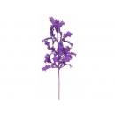 y02344-花材-其他-彩晶冬青葉(紫)