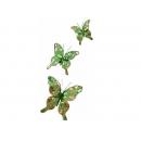y02409-裝飾品-珠片蝶(綠)