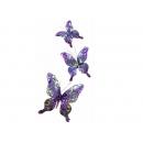 y02410-裝飾品-珠片蝶(紫)
