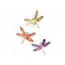 y02416-裝飾品-珠片蜻蜓(單一價格)