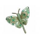 y02421-裝飾品-蝴蝶