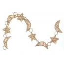 y02453-裝飾品-星星月亮串