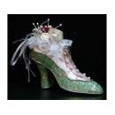 y02460-裝飾品-蕾絲鞋吊飾