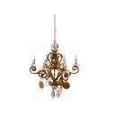 y02462-裝飾品-水晶燈吊飾