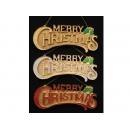 y02467-裝飾品-聖誕字