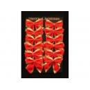 y02513-裝飾品-聖誕蝴蝶結