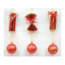 y02522-裝飾品-禮物球組-6入(紅)