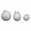 y02547-裝飾球-白雪亮片球