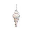 y02552-裝飾球-白雪甜筒6入