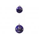y02558-裝飾球-聖誕球100MM-80MM