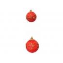 y02562-裝飾球-聖誕球100MM-80MM