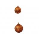 y02563-裝飾球-聖誕球100MM-80MM