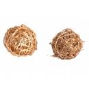 y02576-裝飾球-籐球