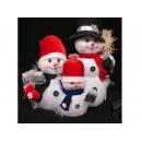 y02592-玩偶-雪人三人組