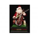y02604-玩偶-大提琴旋轉老公