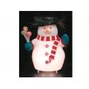 y02608-玩偶-光纖氣球雪人