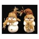 y02616-玩偶-雪人
