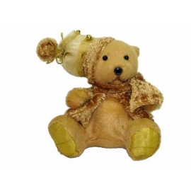 y02619-玩偶-坐熊
