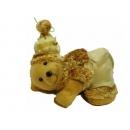 y02620-玩偶-臥熊