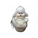 y02624-玩偶-小雪人吊飾