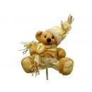 y02625-玩偶-小熊插飾