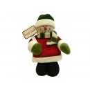 y02635-玩偶-幸運雪人吊飾