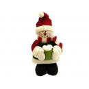 y02636-玩偶-玩球雪人吊飾