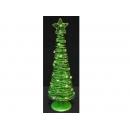 y02672-架構-鑲珠鐵絲樹(綠色)