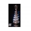 y02675-架構-聖誕樹+燈(銀色)