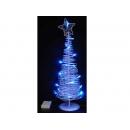 y02676-架構-聖誕樹+燈(藍色)