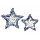y02753-架構-藤編瓊麻空星壁飾(藍)