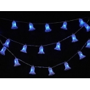 y02862-LED聖誕燈-聖誕鐘串(藍色)(20個)