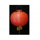 y02873-春節系列-飾品-素面紅燈籠(圓形)
