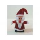 玻璃聖誕老公公 y03271 水晶飾品系列-琉璃水晶