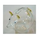 玻璃豬 y03272 水晶飾品系列-琉璃水晶