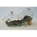 玻璃高跟鞋 y03277 水晶飾品系列-琉璃水晶