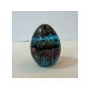 琉璃彩蛋(藍) y03283 水晶飾品系列-琉璃水晶