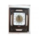 壁掛鐘乾漠荒泉 y03296 時鐘.溫度計.鏡子 溫度計.壁掛鐘