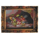 水果靜物-油畫-y03299