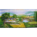 y03327 (油畫) 農村系列3