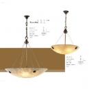 y03368 吊燈  現代感 造景燈 -1