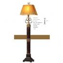 y03372  立燈 歐式風格 燈