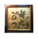 水果靜物-y03376-油畫-油畫靜物
