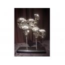 光鎳 多面人像 y03425 立體雕塑.擺飾 立體擺飾系列-幾何、抽象系列