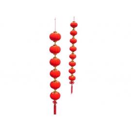 y03434 春節系列 南瓜串 6CM2串(1串8個)