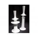 y03455 花器 亮白抽象花瓶(低)(已售完)