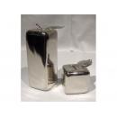 光鎳蘋果(大) y03460 立體雕塑.擺飾 立體擺飾系列-幾何、抽象系列